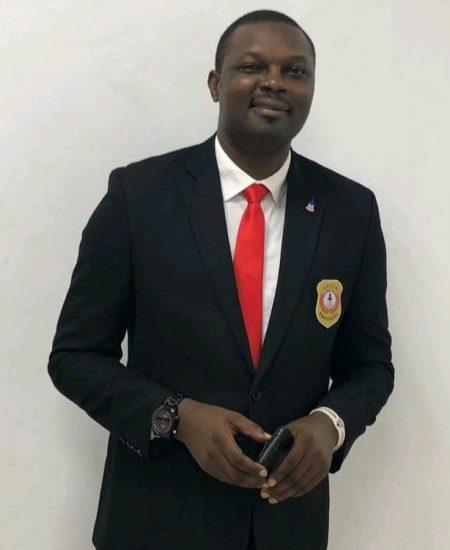Mr. Akin-Ojo Olatunji